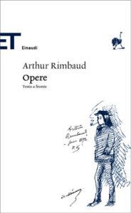 Copertina del libro Opere di Arthur Rimbaud