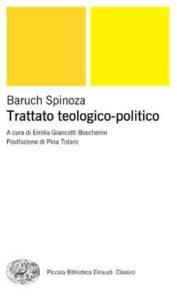 Copertina del libro Trattato teologico-politico di Baruch Spinoza