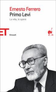 Copertina del libro Primo Levi di Ernesto Ferrero
