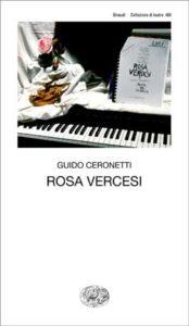Copertina del libro Rosa Vercesi di Guido Ceronetti