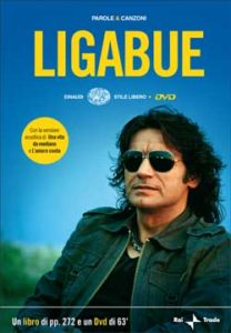 Copertina del libro Parole e canzoni di Luciano Ligabue