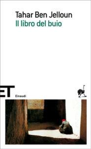 Copertina del libro Il libro del buio di Tahar Ben Jelloun