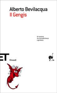 Copertina del libro Il Gengis di Alberto Bevilacqua