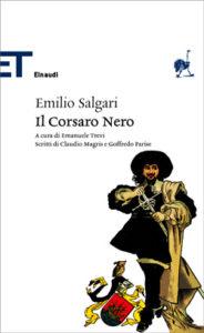 Copertina del libro Il corsaro nero di Emilio Salgari