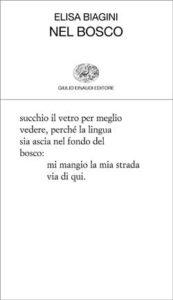 Copertina del libro Nel bosco di Elisa Biagini