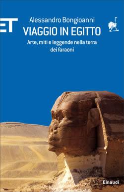 Copertina del libro Viaggio in Egitto di Alessandro Bongioanni