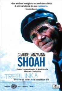 Copertina del libro Shoah di Claude Lanzmann