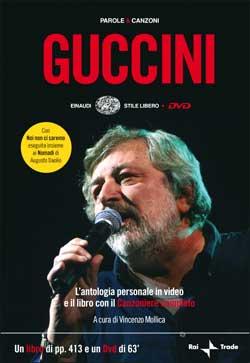 Copertina del libro Parole e canzoni di Francesco Guccini