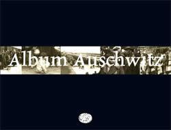 Copertina del libro Album Auschwitz di VV.