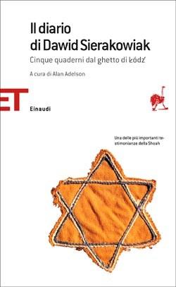 Copertina del libro Il diario di Dawid Sierakowiak di Dawid Sierakowiak