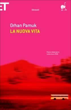 Copertina del libro La nuova vita di Orhan Pamuk