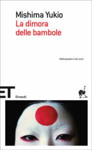 Copertina del libro La dimora delle bambole di Mishima Yukio