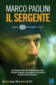 Copertina del libro Il Sergente di Marco Paolini