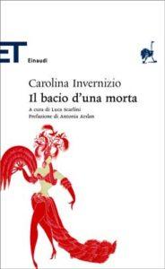 Copertina del libro Il bacio d'una morta di Carolina Invernizio