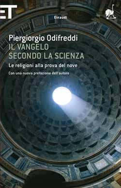 Copertina del libro Il Vangelo secondo la Scienza di Piergiorgio Odifreddi