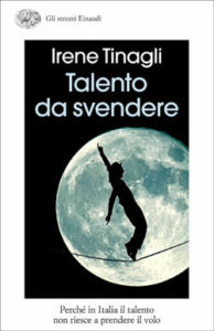 Copertina del libro Talento da svendere di Irene Tinagli