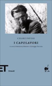 Copertina del libro I capolavori di Cesare Pavese