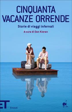Copertina del libro Cinquanta vacanze orrende di VV.
