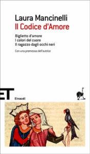 Copertina del libro Il Codice d'Amore di Laura Mancinelli