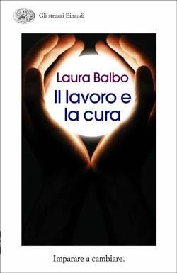 Copertina del libro Il lavoro e la cura di Laura Balbo