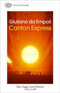 Copertina del libro Canton Express di Giuliano da Empoli