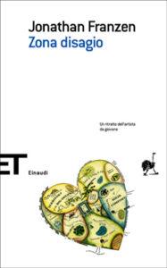 Copertina del libro Zona disagio di Jonathan Franzen