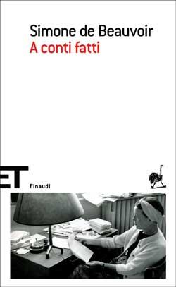 Copertina del libro A conti fatti di Simone de Beauvoir