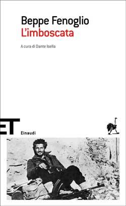 Copertina del libro L'imboscata di Beppe Fenoglio