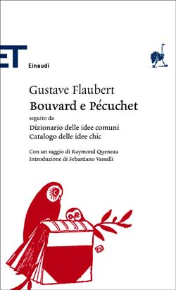 Copertina del libro Bouvard e Pécuchet di Gustave Flaubert