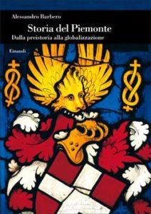 Copertina del libro Storia del Piemonte di Alessandro Barbero