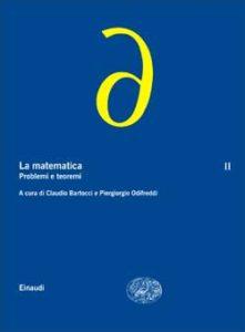 Copertina del libro La matematica. Volume II di VV.