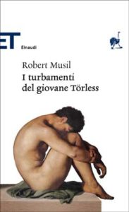 Copertina del libro I turbamenti del giovane Törless di Robert Musil