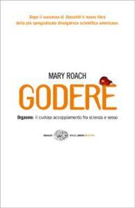 Copertina del libro Godere di Mary Roach