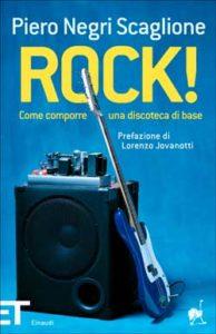 Copertina del libro Rock! di Piero Negri Scaglione