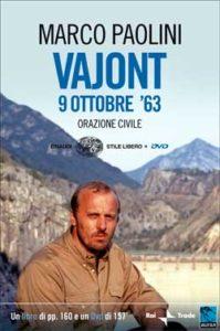 Copertina del libro Vajont, 9 ottobre '63 di Marco Paolini