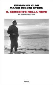 Copertina del libro Il sergente nella neve di Mario Rigoni Stern, Ermanno Olmi