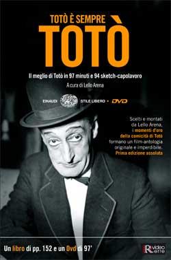 Copertina del libro Totò è sempre Totò di VV.