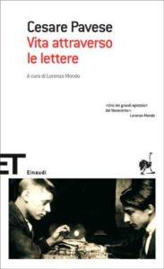 Copertina del libro Vita attraverso le lettere di Cesare Pavese