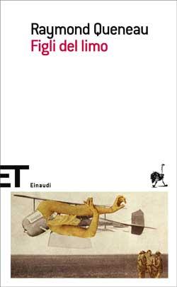 Copertina del libro Figli del limo di Raymond Queneau