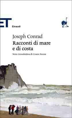 Copertina del libro Racconti di mare e di costa di Joseph Conrad