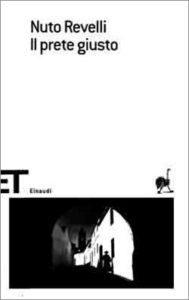 Copertina del libro Il prete giusto di Nuto Revelli