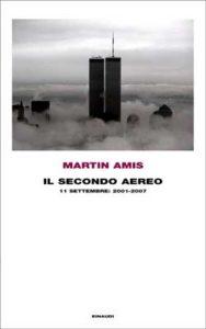 Copertina del libro Il secondo aereo di Martin Amis