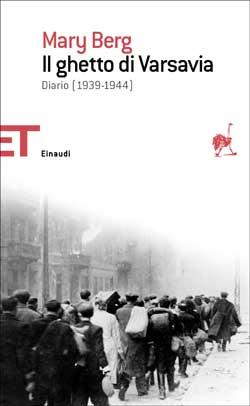 Copertina del libro Il ghetto di Varsavia di Mary Berg