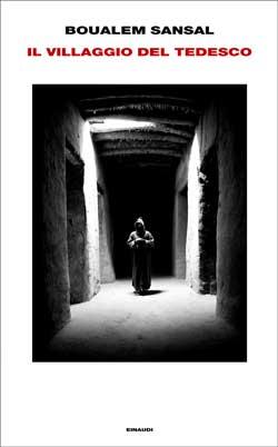 Copertina del libro Il villaggio del tedesco di Boualem Sansal