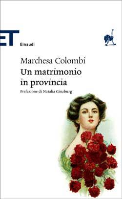 Copertina del libro Un matrimonio in provincia di Marchesa Colombi