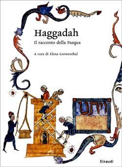 Copertina del libro Haggadah di VV.