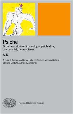 Copertina del libro Psiche. Volume primo. A-K di VV.