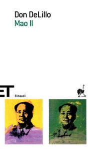Copertina del libro Mao II di Don DeLillo