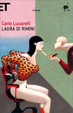 Copertina del libro Laura di Rimini di Carlo Lucarelli