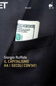 Copertina del libro Il capitalismo ha i secoli contati di Giorgio Ruffolo